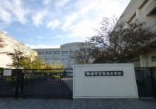 竜南中学校 徒歩10分(800m)
