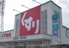 スギ薬局大樹寺店    徒歩8分(612m)
