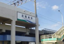愛知環状鉄道「北岡崎」駅   徒歩7分(500m)
