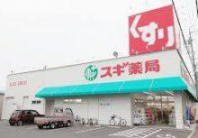 スギ薬局日名西店   徒歩7分(550m)